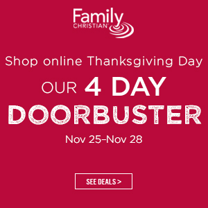 Thanksgiving Doorbusters (Black Friday Sale)