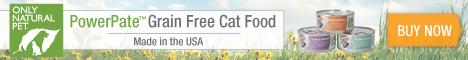 468x60 Cat Food Banner