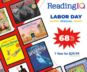 Get ReadingIQ for $29.99!