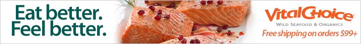 Free Shipping on Wild Seafood & Organic Fare