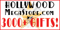 Hollywood gifts! 3000+ Gifts