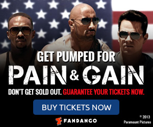 Get pumped for Pain & Gain