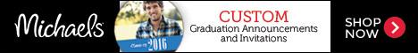 Custom Graduation Invitations and Announcements