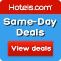 Hotels.com Same Day Deals!