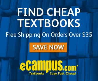 Rent or Buy Textbooks at eCampus.com