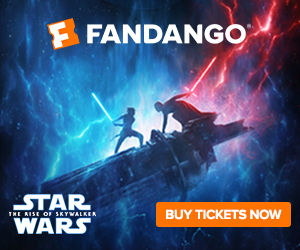300x250 Star Wars: The Rise of Skywalker in Theaters December 20. Tickets On Sale Now!