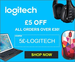 300x250 - Logitech Speaker System Z906 for £329