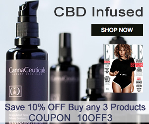 CannaCeuticals Coupon 10% OFF when you buy 3