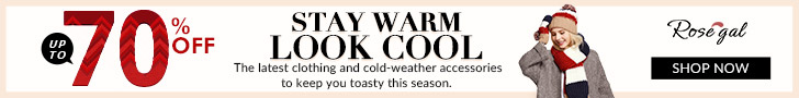 Stay Warm & Look Cool