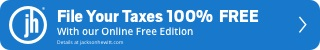 File Your Taxes for Free with Jackson Hewitt