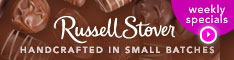 Russell Stover Chocolates logo