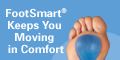 Shop FootSmart for your lower body aches & pains