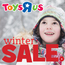Toys R Us Winter Sale