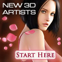 New 3D Artists Start Here