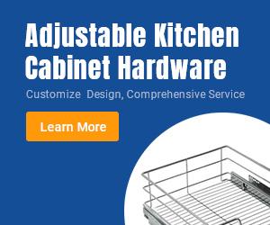 Adjustable Kitchen Cabinet Hardware
