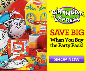 Dr. Seuss Party Supplies