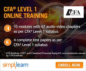 CFA Level 1 Online Course