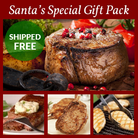 45% Off Santa's Special Gift Pack Plus Free Shipping