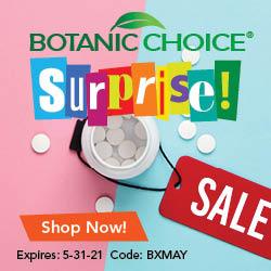 Botanic Choice Buy 2 Get 3 Free Coupon