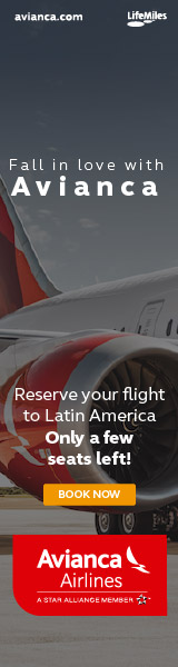 Fly to Latin America with Avianca