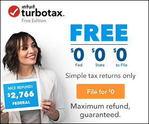 TurboTax - Best Tax Software for Teachers