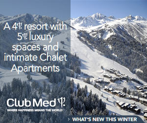 Club Med ski Valmorel