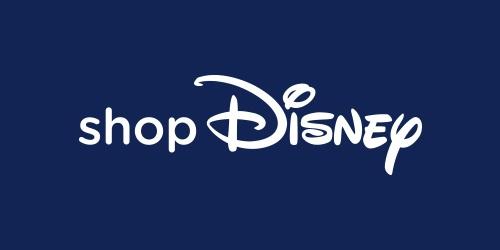 shop Disney merchandise banner