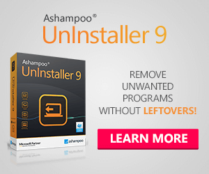 Ashampoo UnInstaller 9 Full Download
