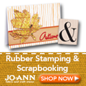 Rubber Stamping & Scrapbooking at Joann.com!