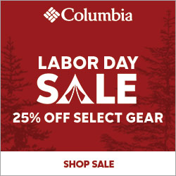Columbia Sportswear Coupon Code - Labor Day 2018 Save 25% Off Select Gear