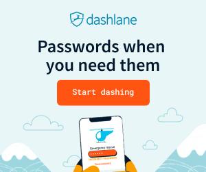 Dashlane -  Remember Password