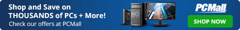 Shop and save on thousands of PCs and more