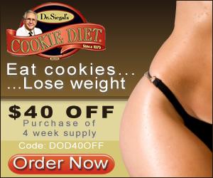 Dr. Siegal's® COOKIE DIET