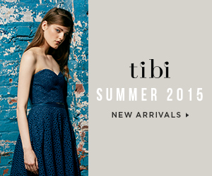 Tibi - Summer New Arrivals
