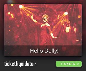 Hello, Dolly tickets